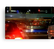 Stop and go Canvas Print