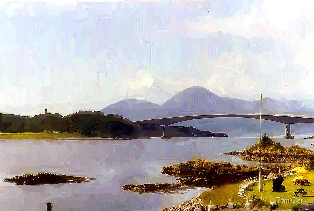 Scottish Series #14 by Tom Clark
