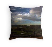 Beautiful Bonnie Doon Throw Pillow