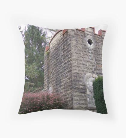 cemetery Throw Pillow