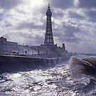 Blackpool In Springtime by bidkev
