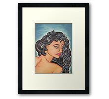 The Elements - Water Framed Print