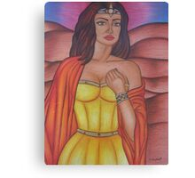 Hera - Queen of the Gods Canvas Print