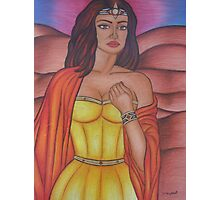 Hera - Queen of the Gods Photographic Print