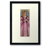 Juliet (2) Framed Print