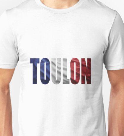 Toulon Unisex T-Shirt
