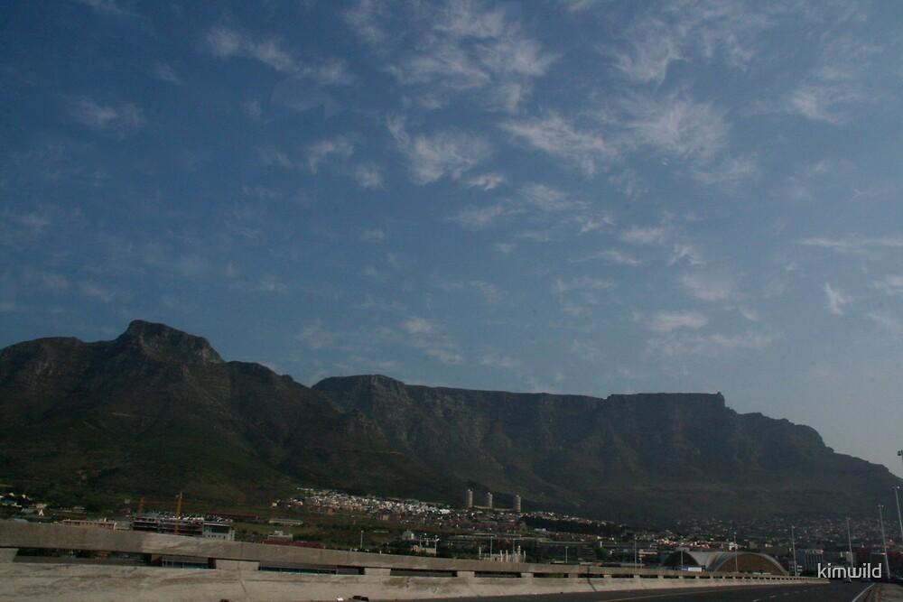 Table Mountain by kimwild