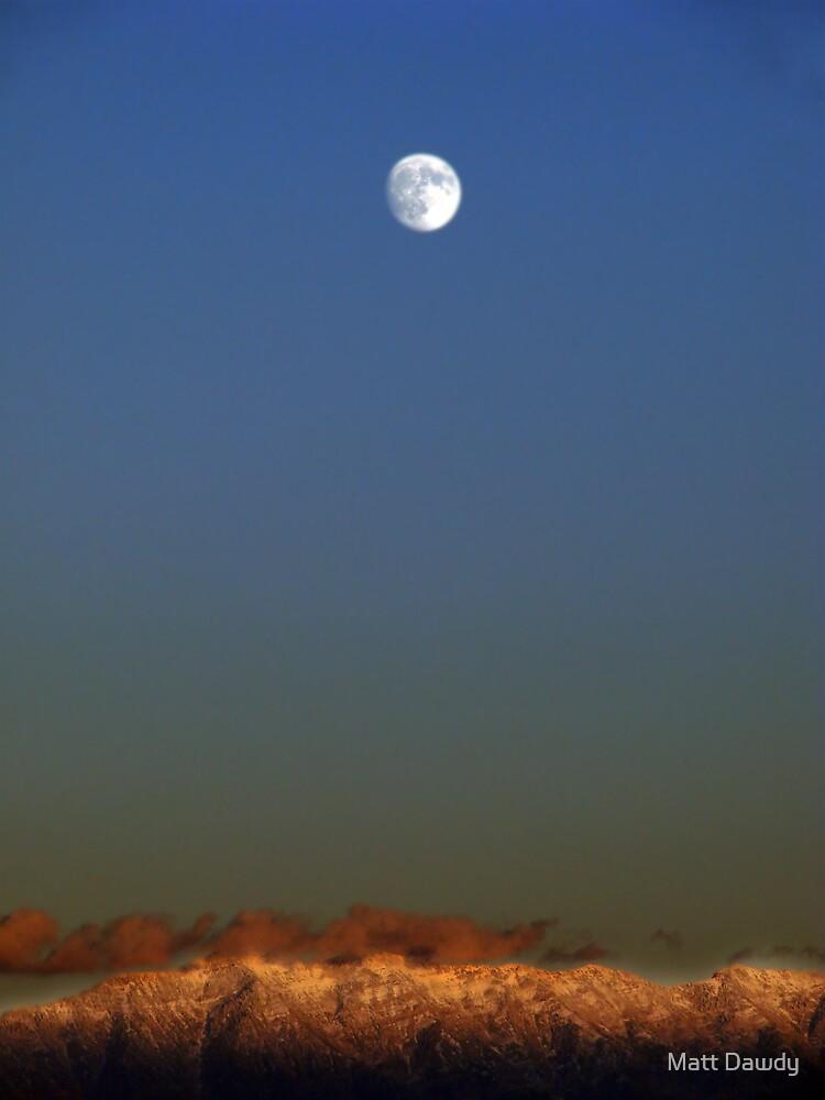 High Moon by Matt Dawdy