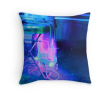 Glowsticks are for Kids Throw Pillow