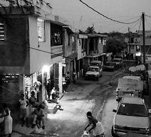 Goodnight Port-au-Prince by Robert Larson