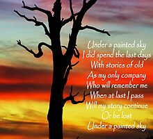 Under a Painted Sky by David Haviland