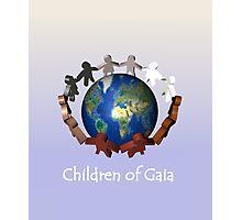 Children Of Gaia Photographic Print