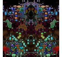 Scream Silently Photographic Print