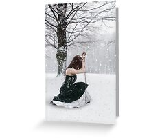 Finale Greeting Card