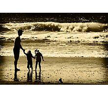 Family... Photographic Print