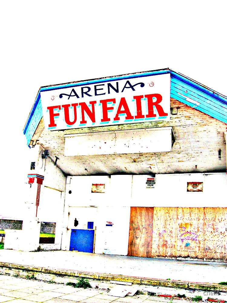 Funfair by chelle