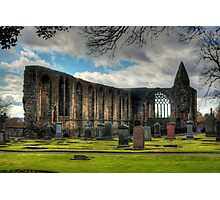 Refectory and Gatehouse Photographic Print