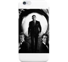 James Bond Five iPhone Case/Skin