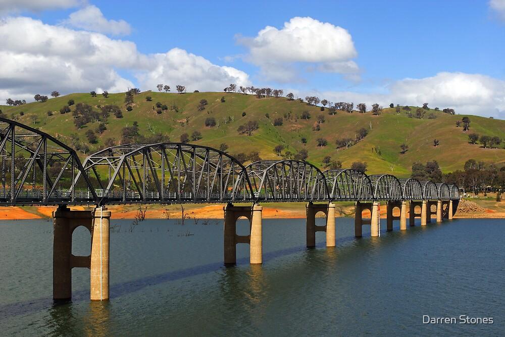 Bethanga Bridge near Albury by Darren Stones