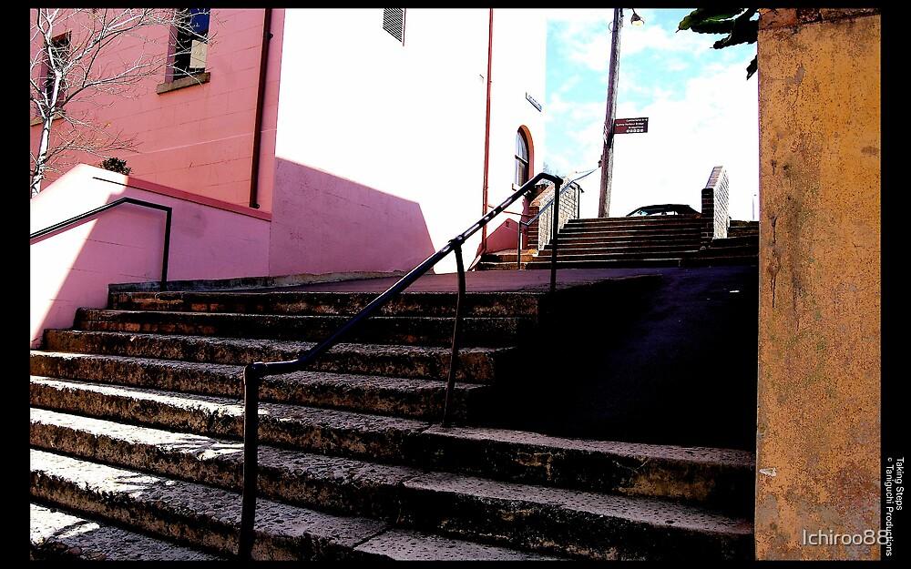 Taking Steps (Sentimental Journey 2) by Ichiroo88