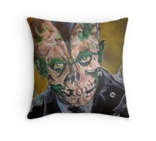Ending  Throw Pillow