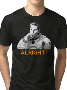 Alright Cubed Tri-blend T-Shirt