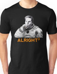 Alright Cubed Unisex T-Shirt
