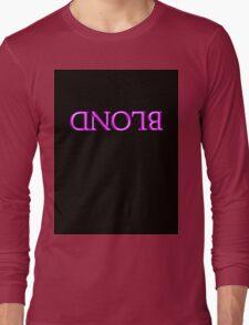 Blond Long Sleeve T-Shirt