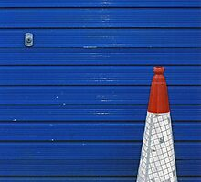 Traffic Cone  by Carl Gaynor