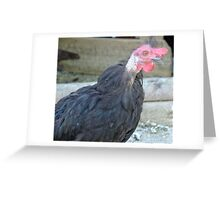 Beauty is in the eye of the beholder Greeting Card