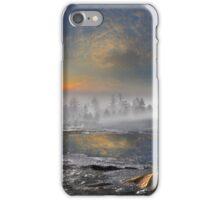 Ice Glitter 2 iPhone Case/Skin