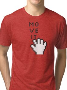 The Tooled Up Series: Move It Tri-blend T-Shirt