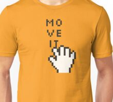 The Tooled Up Series: Move It Unisex T-Shirt