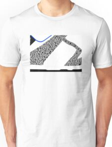Made in China SB x Superme White/Cement - Pop Art, Sneaker Art, Minimal Unisex T-Shirt