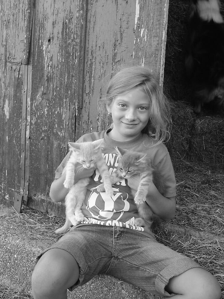 Farm Girl by Susy Rushing