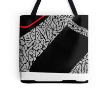 Made in China SB x Superme Black/Cement - Pop Art, Sneaker Art, Minimal Tote Bag