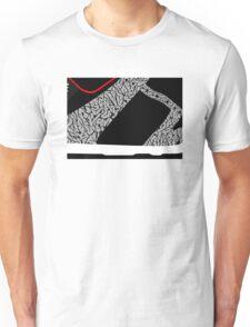 Made in China SB x Superme Black/Cement - Pop Art, Sneaker Art, Minimal Unisex T-Shirt