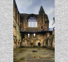 Dunfermline Abbey Refectory Window Zipped Hoodie