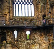 Dunfermline Abbey Refectory Window Sticker