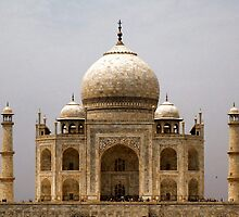 Taj Mahal - Architecture of Love by VR Designs