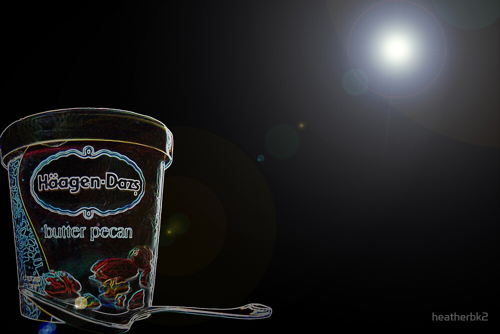 Haagen-Dazs by Heather Brink