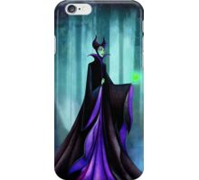 Maleficent (Sleeping Beauty Evil Queen) iPhone Case/Skin