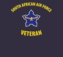 South African Air Force (SAAF) Veteran (Yellow Text) T-Shirt