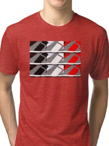 Made in China SB x Superme Pack - Pop Art, Sneaker Art, Minimal Tri-blend T-Shirt