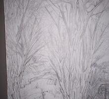 A simple sketch by Datteyn