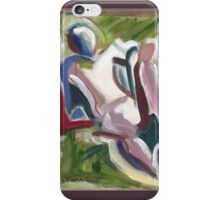 Easygoing iPhone Case/Skin