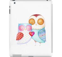 Love Birds  iPad Case/Skin