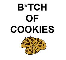 Batch of Cookies Photographic Print