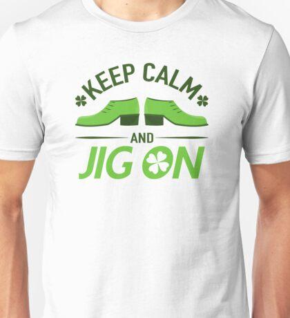 keep calm st patrick – keep calm irish – st patricks day 2017 Unisex T-Shirt