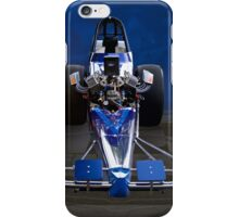 Nostalgia Top Fuel Dragster 1 iPhone Case/Skin